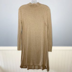 ASOS Mock Neck Sweater Dress